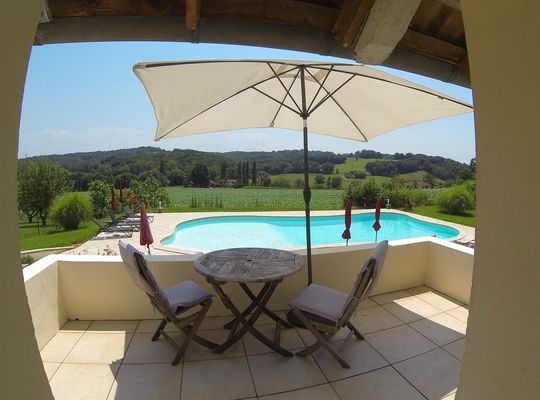 Domaine Lavie - Terrace Cottage