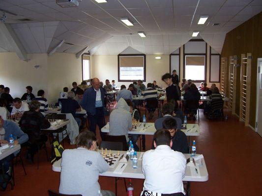 Tournoi échecs Pierre Saint-Martin