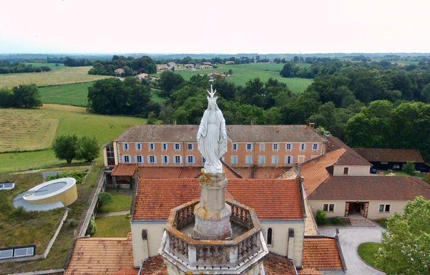 Vierge Notre Dame de Maylis