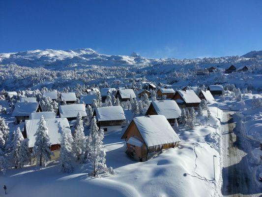 Village des chalets