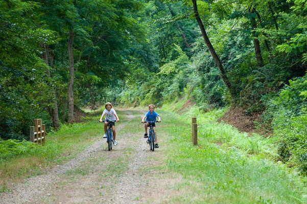 Voie Verte de chalosse - vélo