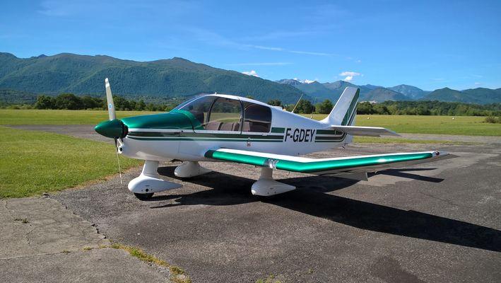 Aérodrome - DR 400