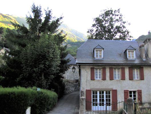 La maison d'en bas - Etsaut