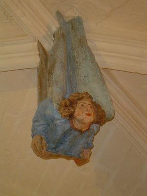 L'ange replié