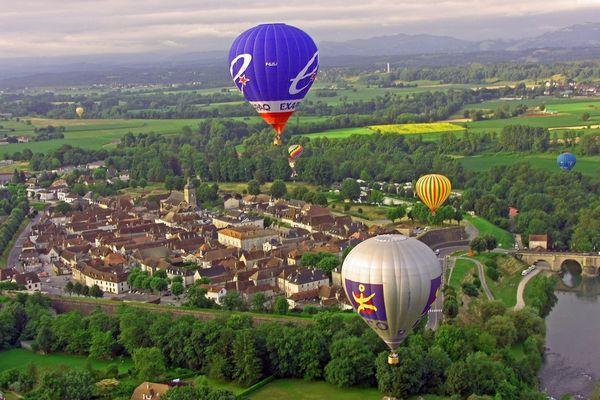 Aquitaine Montgolfières