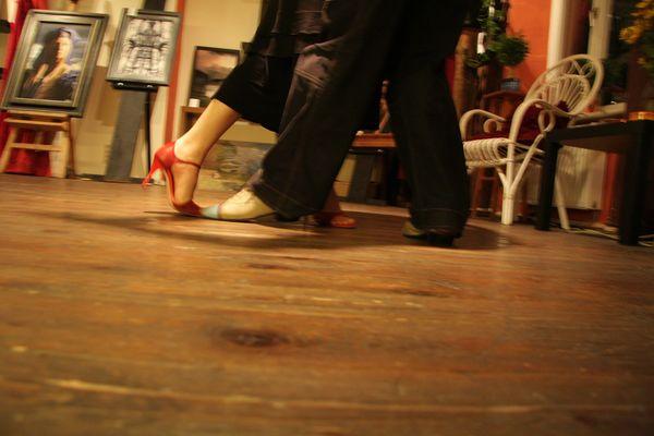 Bal Thé Danse