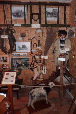 Musée Landes d'Antan le berger