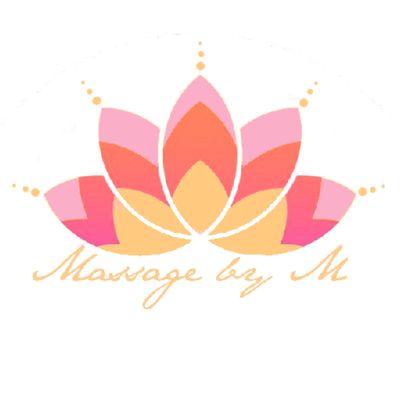 LINXE_Massage By M_Logo
