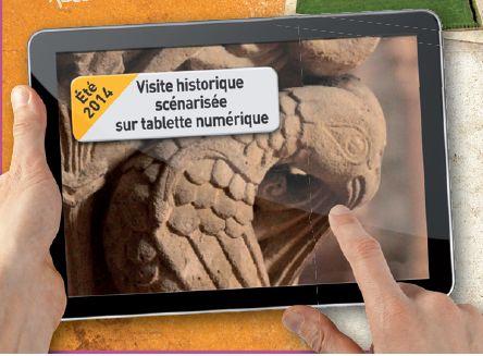 Visite sur tablette