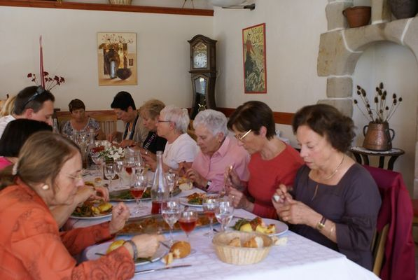 restaurant claverie