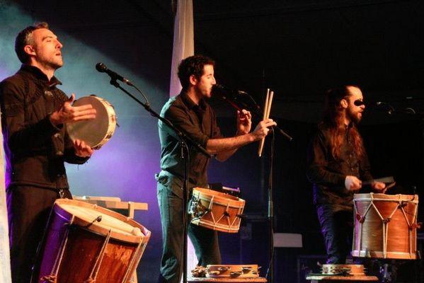Transhumances musicales de Laas