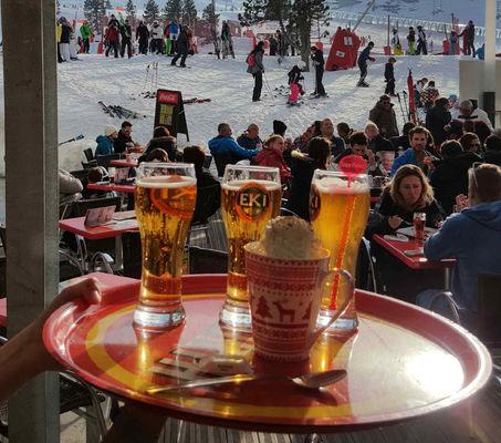 verres de bière