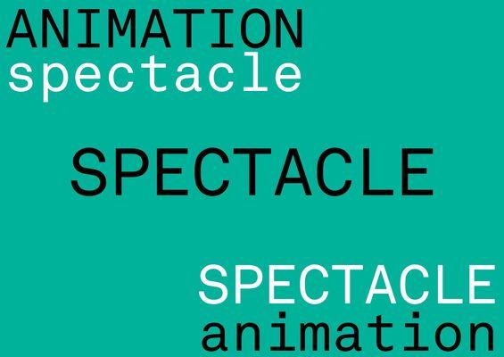 visuel spectacle