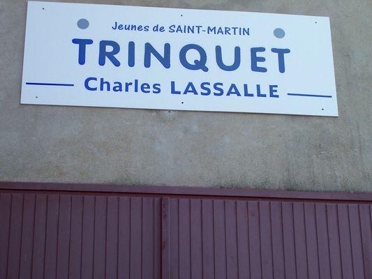 Trinquet Saint-Martin