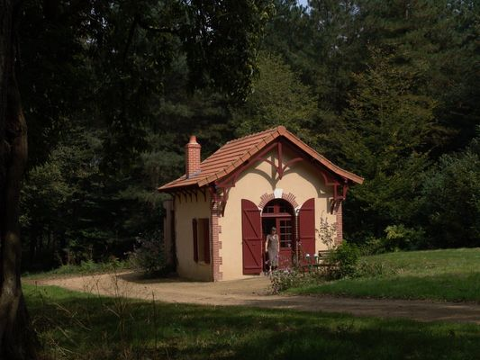 Les Roches Blanches - le Pavillon des bois - Sud.JPG_1