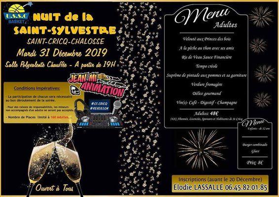 Nuit de la Saint-Sylvestre