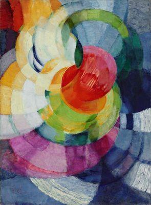 Stage peinture abstrait