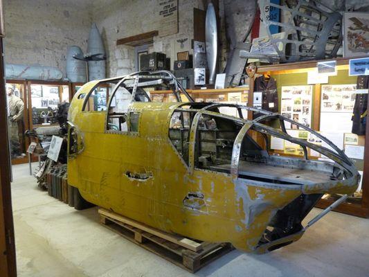 Musée du Terrain d'Aviation de 39-45 - Vraux