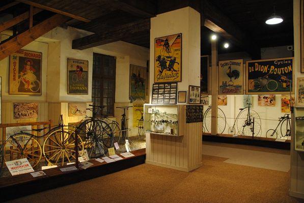 Musée du Vélo - Trois-Fontaines-L'Abbaye