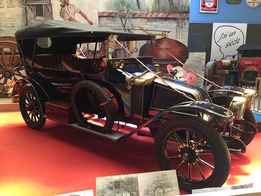 Musée de l'automobile - Reims