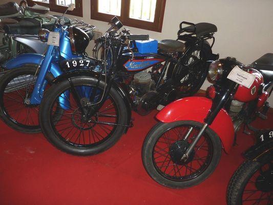 Musée de la Moto - Montmirail