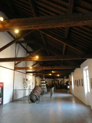 Musée des Anciens Métiers du Champagne - Epernay