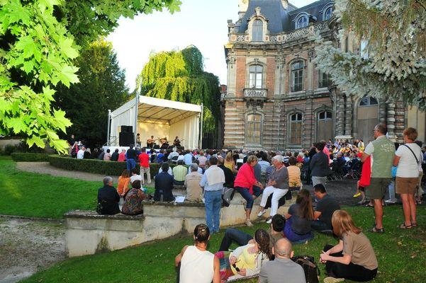 Musiques d'été Ville d'Epernay