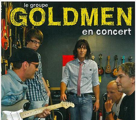Goldmen en Concert