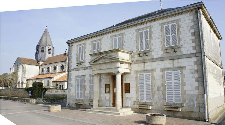 Mairie Sarry