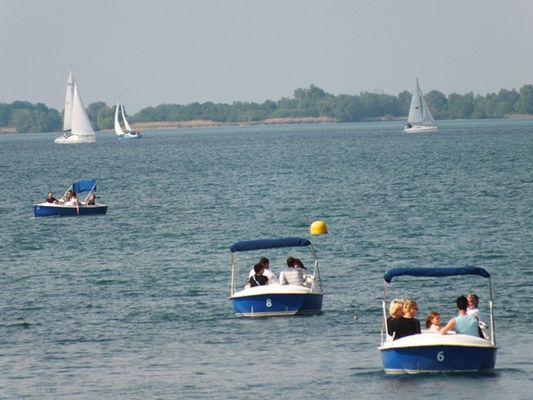 Navigu'eau Der - Giffaumont-Champaubert