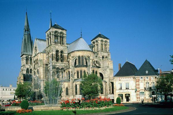 Collègiale Notre Dame en Vaux - Châlons-en-Champagne