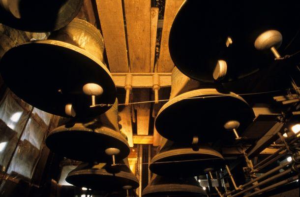 Carillon - Collègiale Notre Dame en Vaux - Châlons-en-Champagne