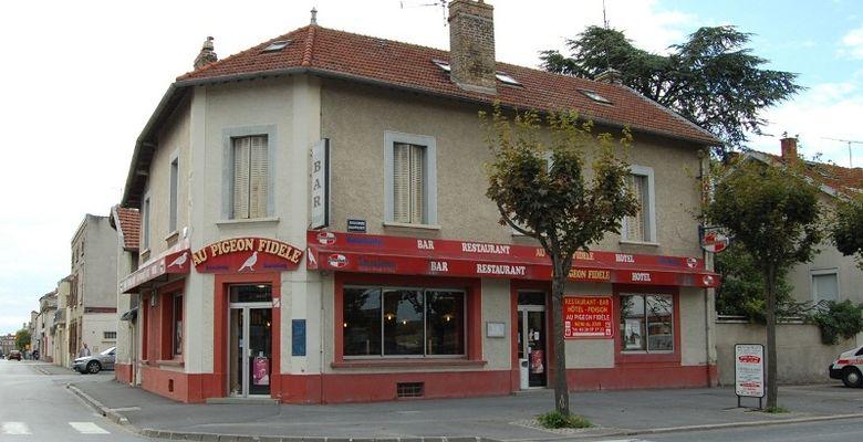 Au Pigeon Fidèle - Reims