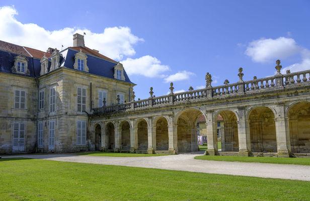 Abbaye de Trois Fontaines3