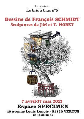 Exposition François Schmidt
