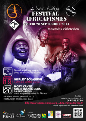 Africa Fismes 2014