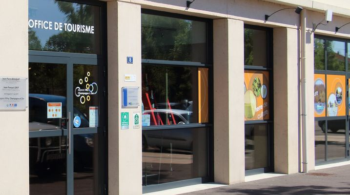 Bureau d'Information Touristique de Vitry-le-François