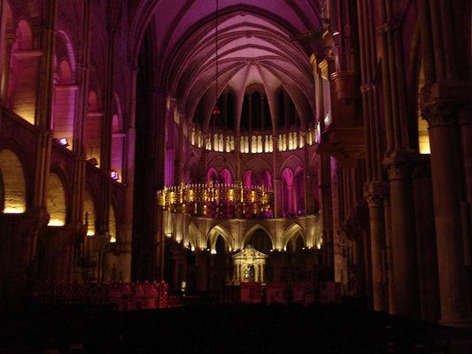 Basilique Saint Remi - Reims