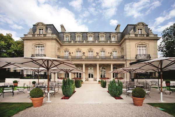 Chateau les Crayères - Bar-terrasse