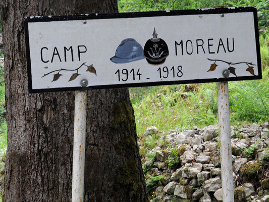 Camp de la Vallée Moreau