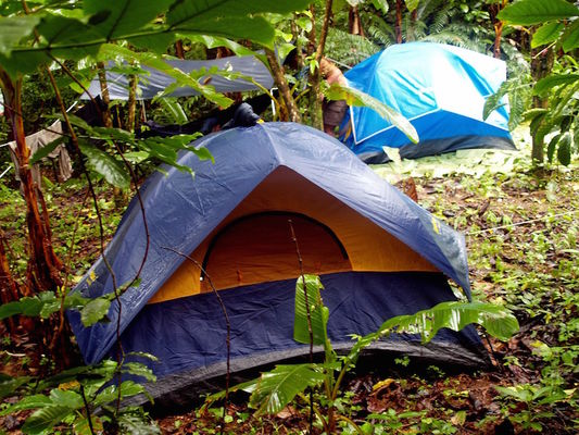 Camping - photo non contractuelle