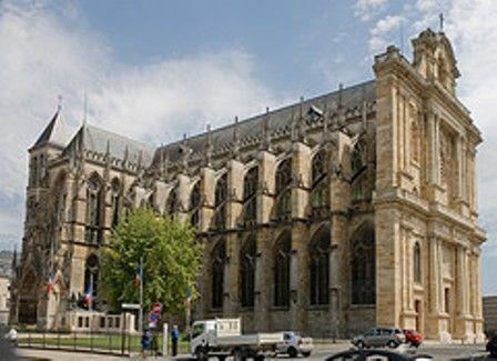 Cathédrale Saint Etienne - Châlons-en-Champagne