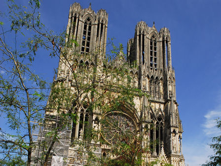 Cathédrale - Reims