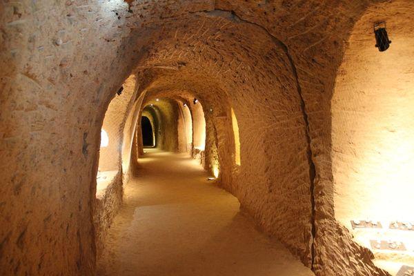 Cave aux coquillages - Fleury-la-Rivière (3)