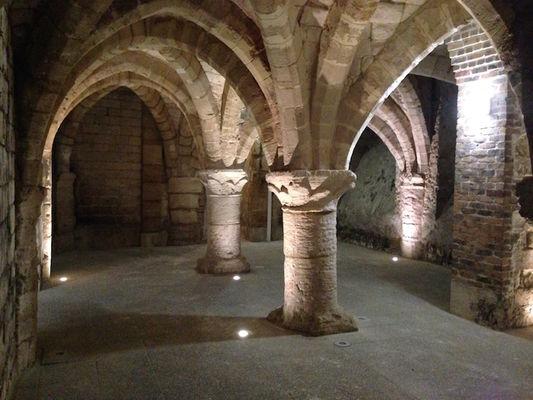 Caves Médiévales - Châlons-en-Champage