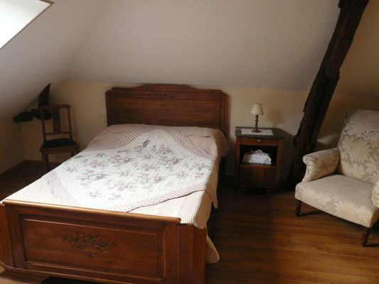 Chambre d'hôtes la cave aux coquillages - Fleury la Rivière