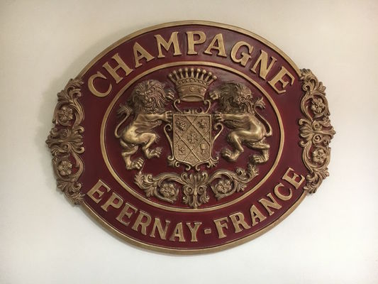 Champagne A. Bergère - Epernay