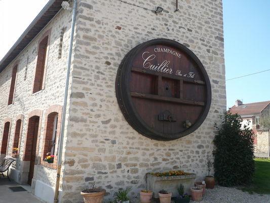 Champagne Cuillier - Pouillon