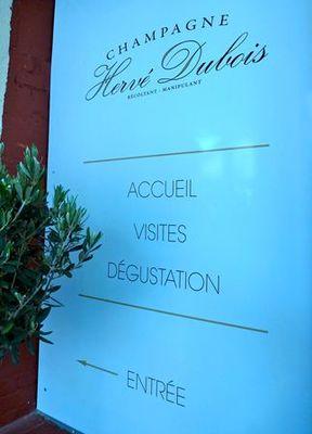 Champagne Hervé Dubois - Avize