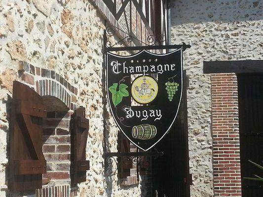 Champagne Dugay - Sezanne (5)